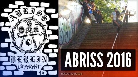 Abriss 2016 (Berlin, Germany) by Benjamin Buettner