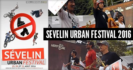 Sevelin Urban Festival 2016 (CH): Eclectic Prod Edit