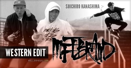 MFTBRAND (Japan): Western Edit (2016)