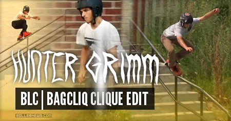 Hunter Grimm:  Bagliq Clique | BLC Edit (2016)