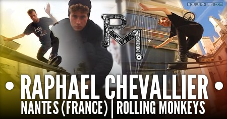 Raphael Chevallier (17): Nantes (France), 2016 Edit