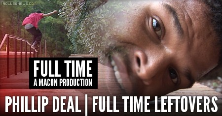 Phillip Deal: Full Time [Leftovers] by Seth Lloyd