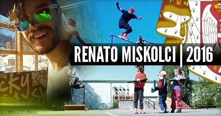 Renato Miskolci (Serbia): 2016 mini section