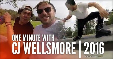 1 minute with Cj Wellsmore: Monavale skatepark