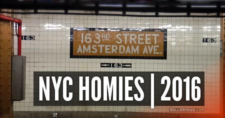 NYC Homies (2016) by Pablo Munoz