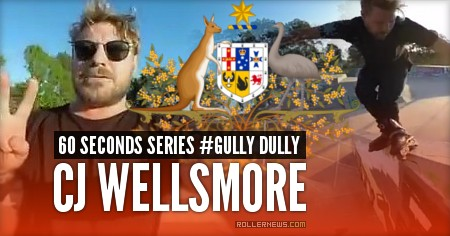 Cj Wellsmore: 60 Seconds Series #Gully Dully