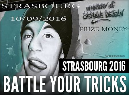 Battle your Tricks Strasbourg (2016): Edit