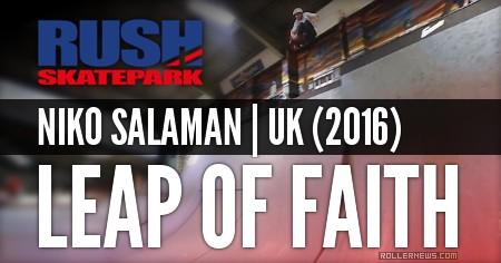 Leap of Faith with Niko Salaman (UK, 2016)