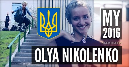 Olya Nikolenko (Ukraine): My 2016