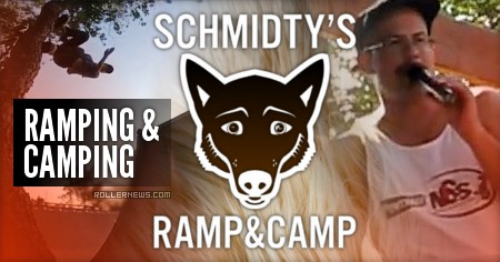 Schmidty's Ramp and Camp (2016) by Hunter Cooper