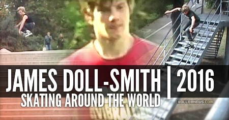 James Doll-Smith (26): Fire On High | Edit