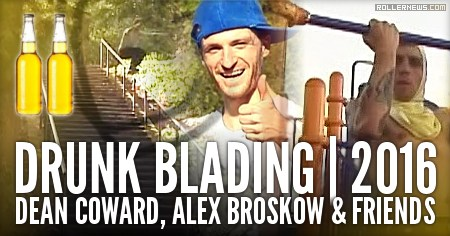 Drunk Blading: Winter is Coming (2016)