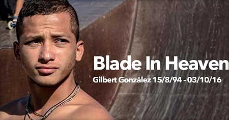 Gilbert Gonzales: Blade in Heaven