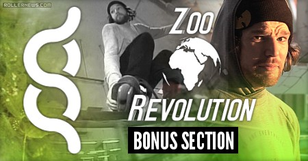 Eugen Enin, Joao Goncalves & Friends (Germany, 2015): SLIGHT | Zoo Revolution, Bonus Section