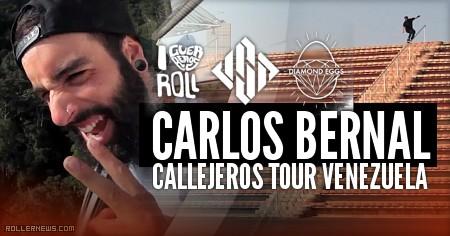 Carlos Bernal: Callejeros Tour Venezuela | USD
