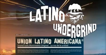 Latino Undergrind: LUG Stylo Union Latino Americana