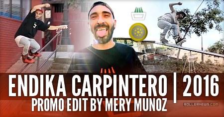Endika Carpintero (Spain): Blading is cool | Promo Edit by Mery Munoz (2016)