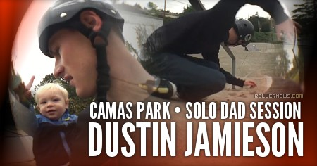 Dustin Jamieson: Inline VLOG #7 | Dad Session