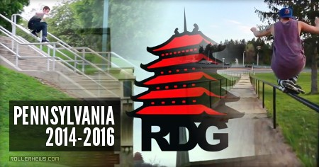 RDG (2014-2016 | Pennsylvania) by Stefan Brandow