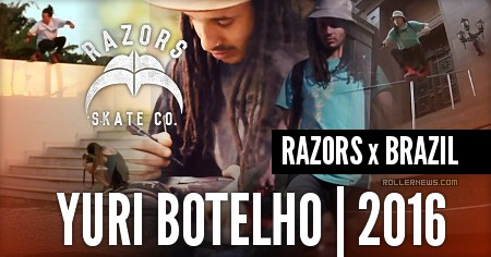 Yuri Botelho in Brazil (2016): Razors Edit