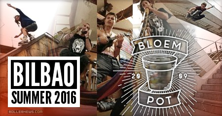 Bloempot Ratz connection | Summer 2016 in Bilbao