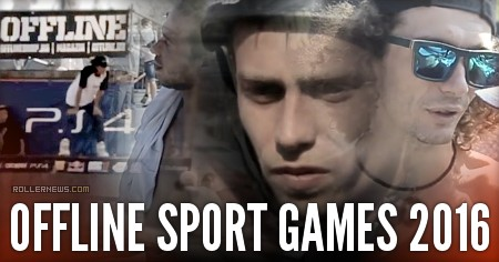 Offline Sport Games 2016 (Hungary) with Jacob Juul, Jara Mrstny, Yuri Botelho & Friends