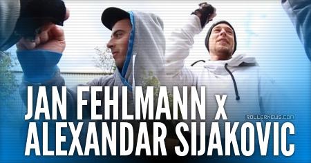 Jan Fehlmann & Alexandar Sijakovic: Warm-ups (2016)