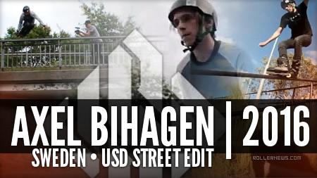 Axel Bihagen (Sweden, 16): USD Street 2016