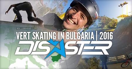 Almus Winter: Vert Skating in Bulgaria (2016)