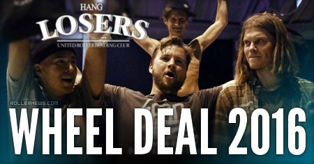 Wheel Deal 2016 (Oslo, Norway): Hanglosers Edit
