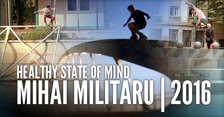 Mihai Militaru: Healthy State Of Mind (2016)
