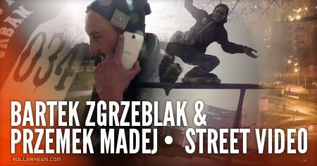 Bartek Zgrzeblak & Przemek Madej |  Poland