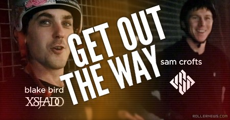 Blade Bird & Tom Sharman: Get Out The Way (London)
