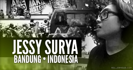Jessy Surya (Indonesia): Fall 2016 | Street Clips