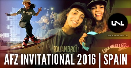 AFZ Invitational 2016 (Spain): Unlabelled Edit