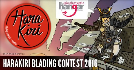 Harakiri Blading Contest (2016): Trigger Highlights