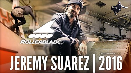One hour with Jeremy Suarez | Rollerblade Edit