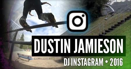 Dustin Jamieson: DJ Instagram (2016)