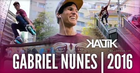 Gabriel Nunes: Kaltik Brazil (2016) Edit