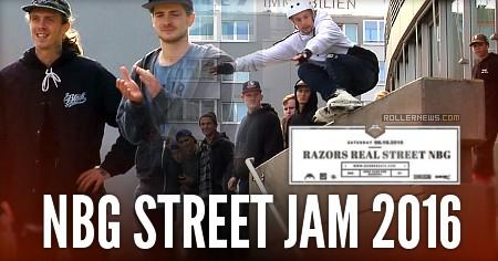 NBG Street Jam 2016: Edit by Michael Witzemann