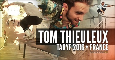 Tom Thieuleux (France): Taryf  2K16 by Jim Torre