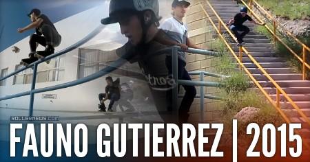 Fauno Gutierrez (Mexico): 2015 Profile by Frai Gomez