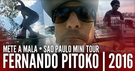 Fernando Pitoko (30, Brazil): Sao Paulo Tour (2016)
