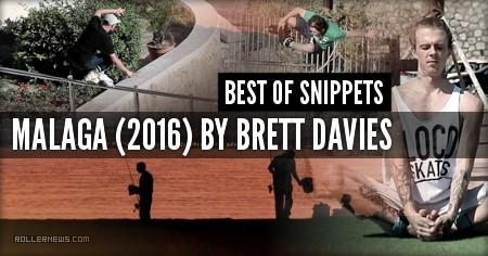 Brett Davies: Best Of 2016 Snippets with Alex Burston, Aritz Ortega, Josh Glowicki & Friends