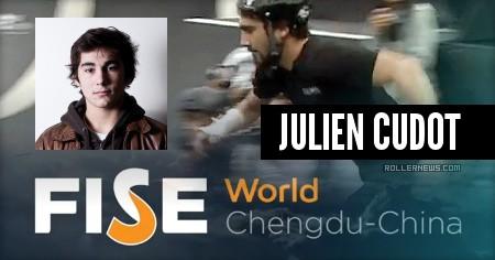 Julien Cudot @ FISE World Chengdu-China (2016)
