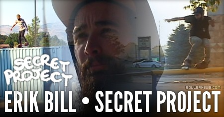 Erik Bill: Secret Project Section (2015)