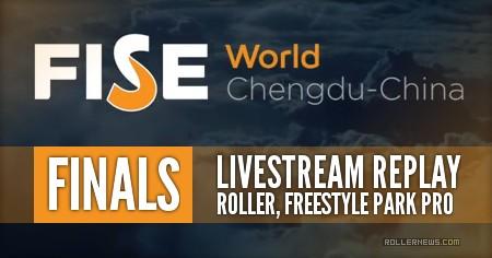 FISE World Chengdu 2016 (China)