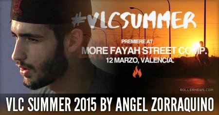 Alex Cebrian (Spain): #VLCSUMMER Profile + Behind the shot with David Serrano