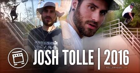 Josh Tolle: Bake Frames | 2016 Sessions