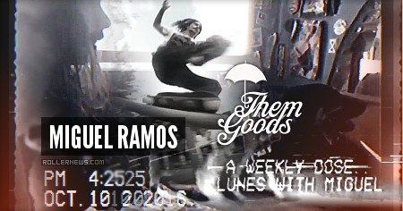 A Weekly Dose: Lunes with Miguel Ramos #5 | Richie Velasquez, Jon Julio, Chris Dafick & more